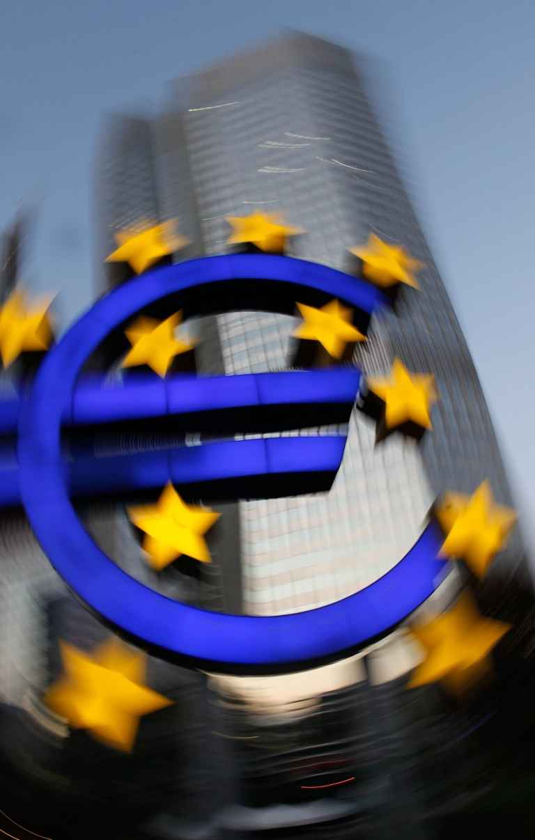 <p>The Washington-based International Monetary Fund said world economic growth could possibly pick up to 3.9 percent in 2013, but only if market panic over fragility in the euro zone is averted.</p>