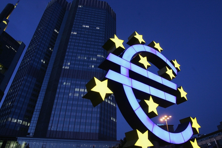 <p>The headquarters of the European Central Bank in Frankfurt. Germans may be responsible for the euro's fate, but most don't like it. Young people especially.</p>