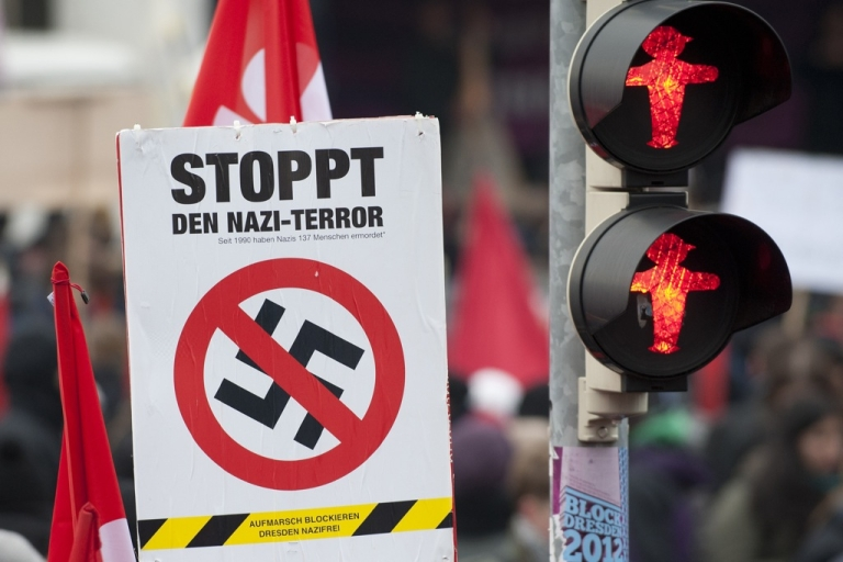 <p>Demonstrations against neo-Nazis in Germany are important but quantifying the problem of extremism - in all its manifestations - is even more important.</p>