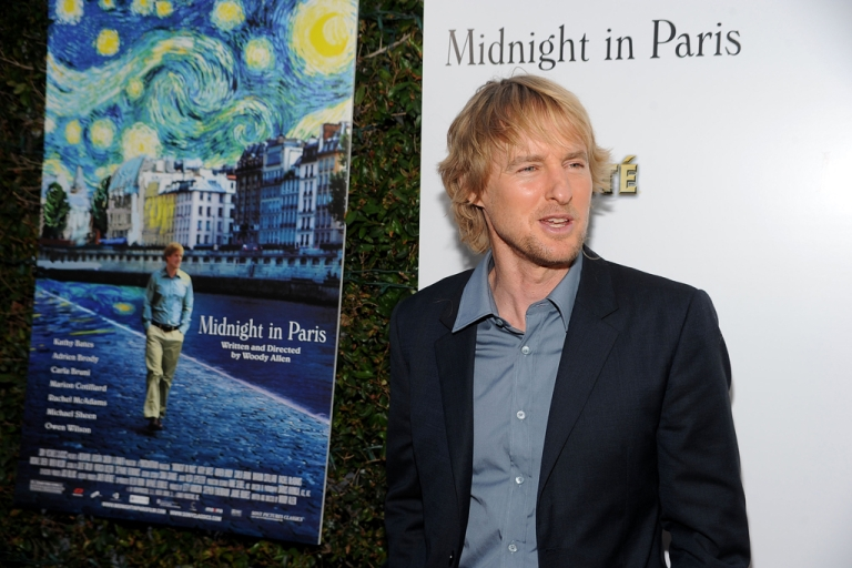 <p>Author William Faulkner's estate is suing filmmaker Woody Allen over a line from last year's