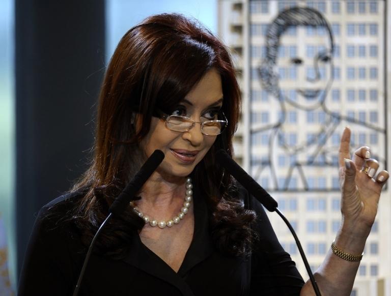 <p>President Cristina Fernandez de Kirchner has come under fire amid scrutiny of Argentina's impressive official statistics.</p>
