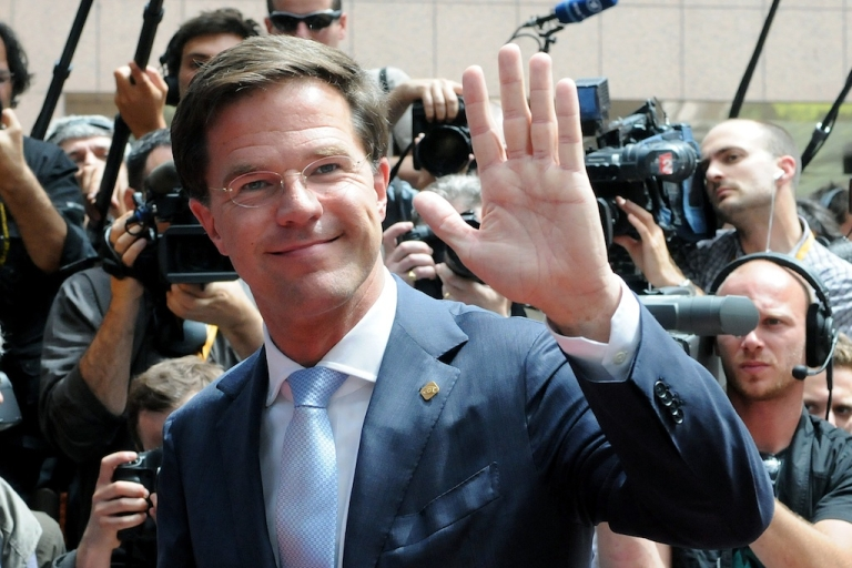 <p>Finnish Prime Minister Jyrki Katainen arrives for a meeting of European Union leaders in Brussels on June 28, 2012. EU leaders debate 'a big leap forward' to strengthen their union and save the euro at a two-day summit starting Thursday, but divisions may scuttle efforts to shore up the single currency.</p>