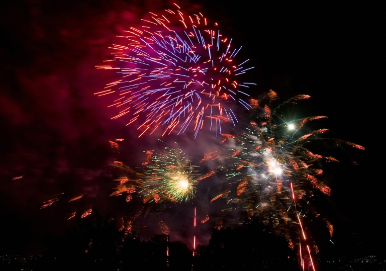 <p>Fireworks are something everyone in the world can enjoy.</p>