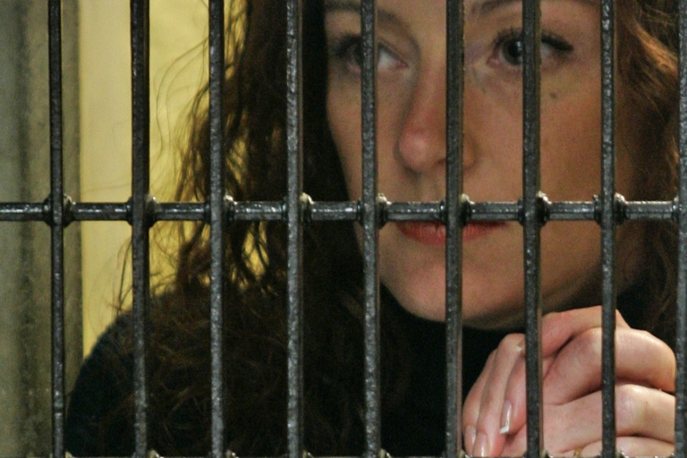 <p>Florence Cassez, a French national, is serving a 60-year jail sentence in Mexico for involvement in a kidnapping gang.</p>