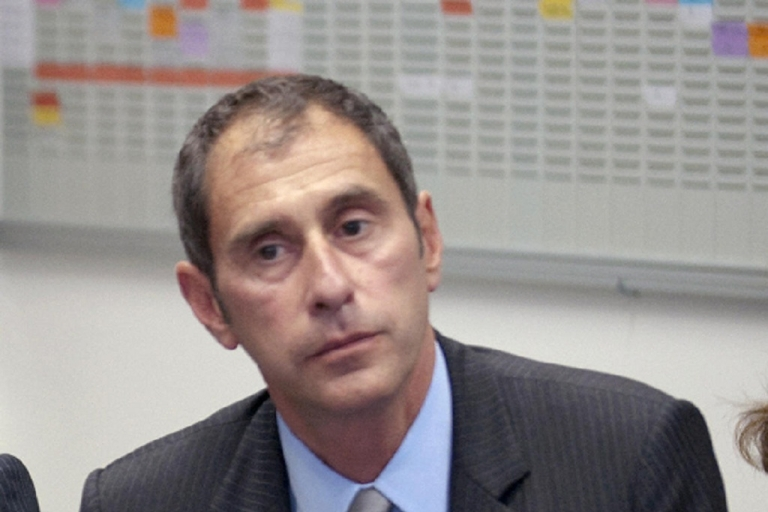 <p>The naked  body of the French academic Richard Descoings was found in a New York hotel room on Apr. 3.  The initial autopsy was inconclusive.</p>