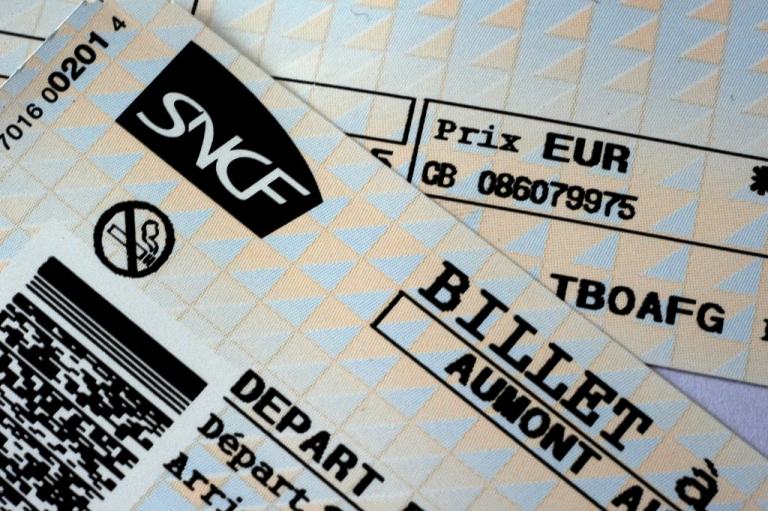 <p>Frenchwoman Soazig Parassols claims her SNCF commuter train was late at least six times in one month, costing her a job.</p>