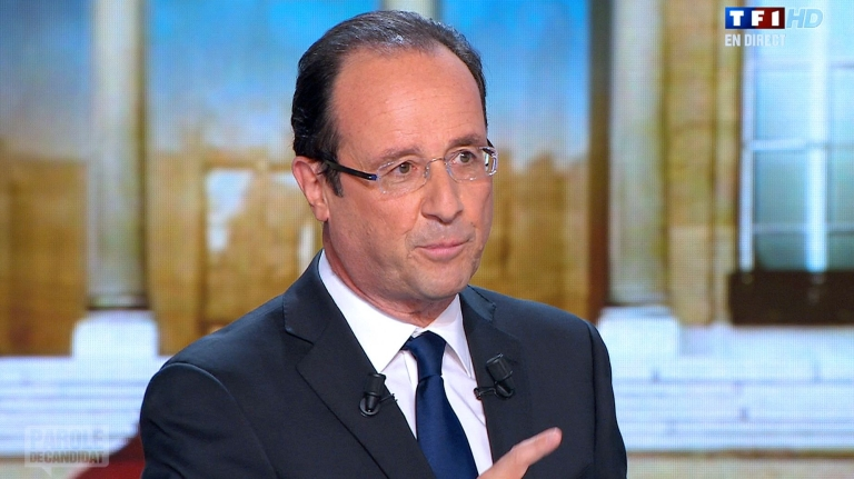 <p>Speaking on prime time television in February, Francois Hollande promised that if elected he would scrap billions of euros of tax breaks enacted by Nicolas Sarkozy that favor the wealthy.</p>