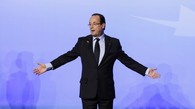 <p>Some say the tax increase by French President Francois Hollande is politically, rather than economically, motivated.</p>