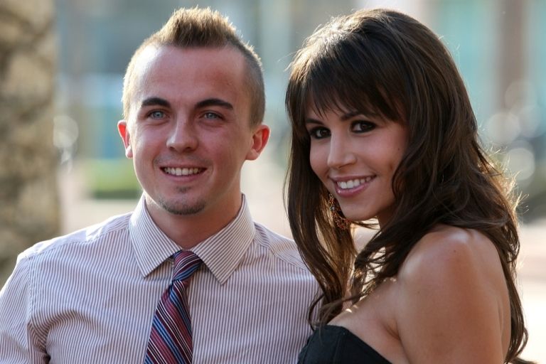 <p>Frankie Muniz arrives at the Academy Of Television Arts &amp; Sciences'