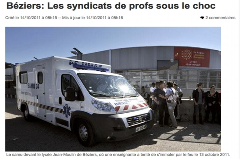 <p>From France's 20 Minutes news site.</p>