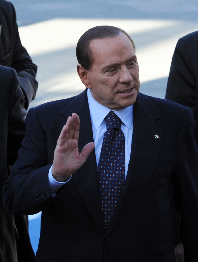 <p>Was Silvio Berlusconi's departure the turning point for the euro zone debt crisis?</p>