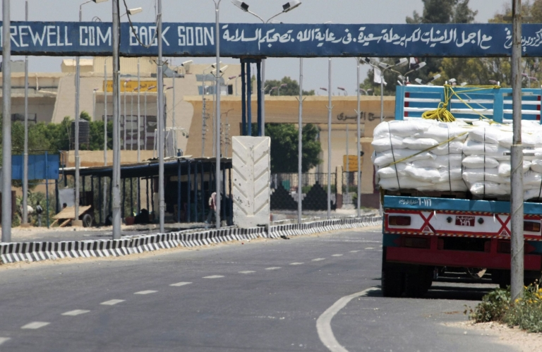 <p>Before Hamas' take-over of the Gaza Strip in 2007, the territory's exports totalled 86 truckloads a day on average, with more than 85 percent of its products going to the West Bank.</p>