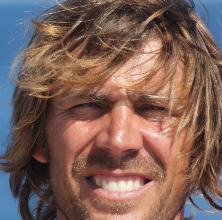 <p>Missing German tourist Stefan Ramin, who reports suggest has been eaten by cannibals.</p>