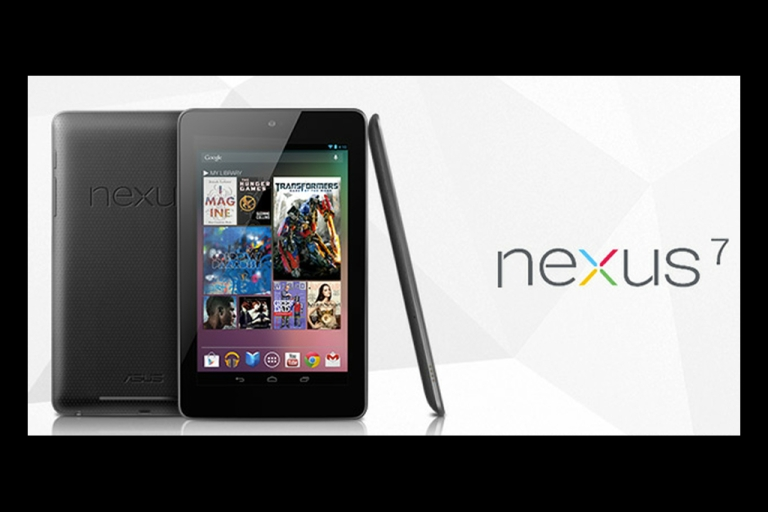 <p>The Google I/O conference announced the Nexus 7 tablet on June 27, 2012, which will help the company compete against Apple and Microsoft in the tablet market.</p>