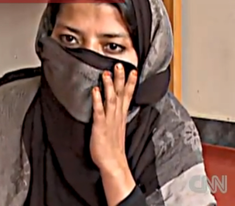 <p>Gulnaz, an Afghanistan woman who was jailed for adultery after being raped, has been freed.</p>