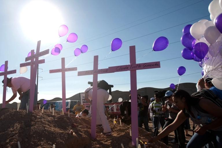 <p>More murder comes to Ciudad Juarez.</p>