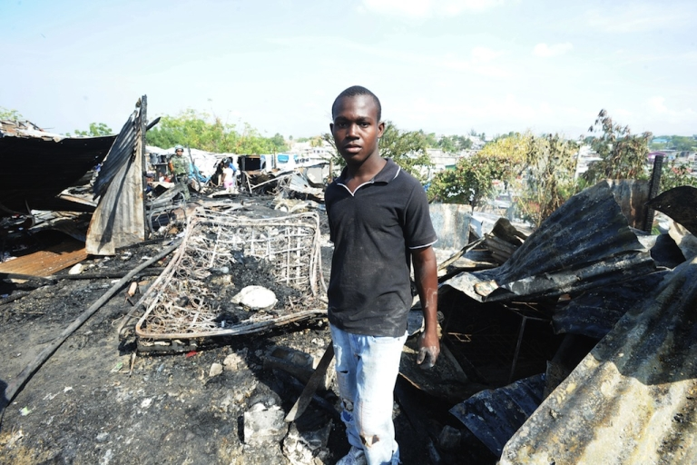<p>Since the earthquake leveled most of Haiti, a US government contractor has been given millions of dollars to carry out construction and aid projects in the country. But an audit shows that the company's projects are often chronically behind schedule, extremely wasteful and incorrectly documented.</p>