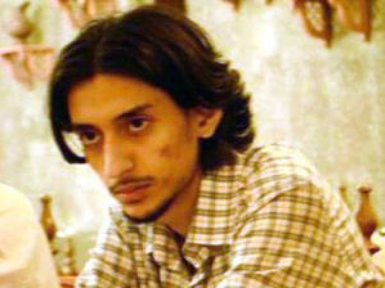 <p>Hamza Kashgari, a Saudi Arabian writer sought for blaspheming the Prophet Muhammed on Twitter, was returned to his homeland by Malaysian authorities before he could flee to New Zealand for asylum. Apostasy is punishable by death in Saudi Arabia.</p>