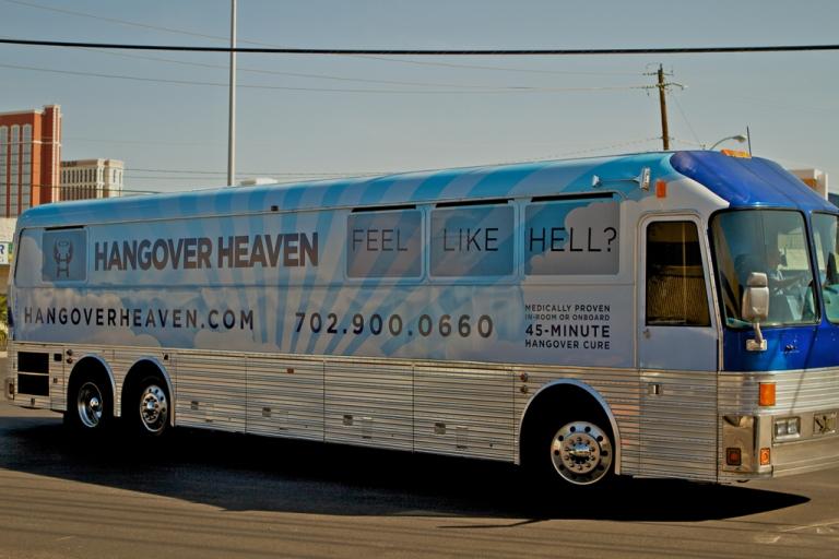 <p>Hangover Heaven is a new Las Vegas