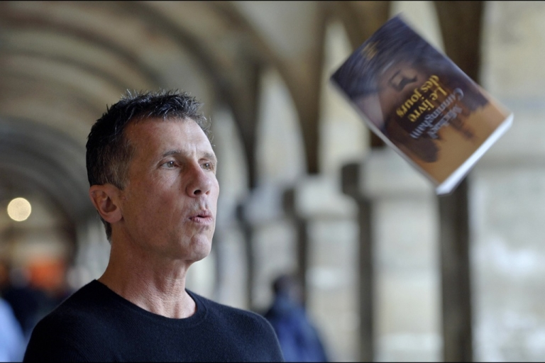 <p>American author Michael Cunningham provided the book that won novelist and critic Adam Mars-Jones with the target for his award winning nasty review.</p>