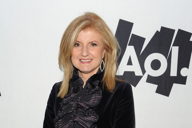 <p>Co-founder and editor-in-chief of The Huffington Post, Arianna Huffington on February 5, 2011. The publication won its first Pulitzer for National Reporting, for David Wood's