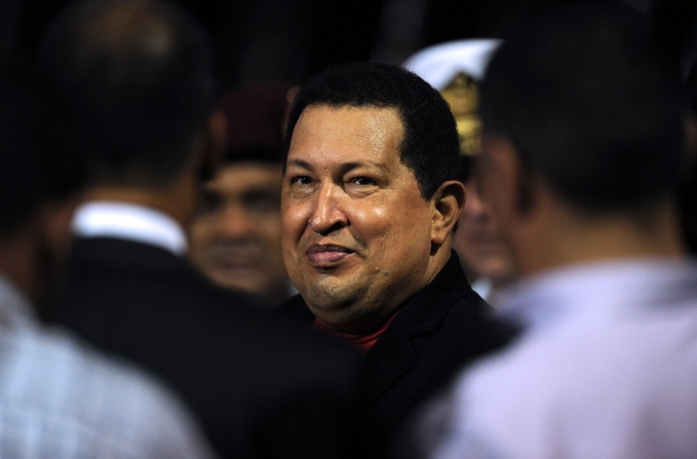 <p>Hugo Chavez, who is seeking a third term as president in elections set for October 7, has rejected calls from the opposition to name a formal replacement during his absences in Cuba, insisting he can govern from his hospital bed.</p>