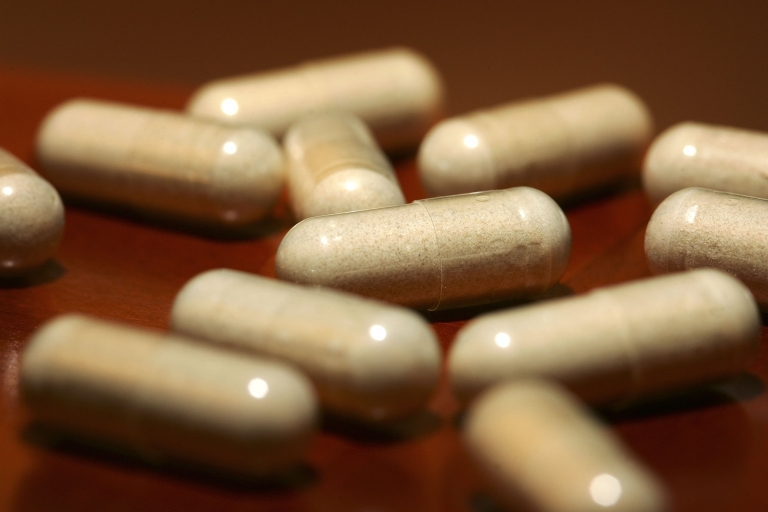<p>In all, about 17,450 capsules were seized by customs officials in South Korea.</p>