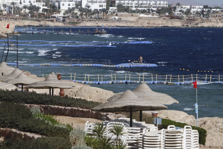 <p>Former Egyptian President Hosni Mubarak is alleged to have allowed Hussein Salem to buy discounted land on Egypt's Red Sea coast from the government in exchange for five luxury villas.</p>