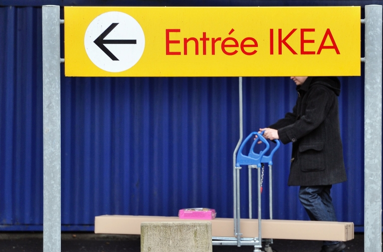 <p>Ten Ikea staff are planning to take legal action against the furniture giant for illegal use of personal information.</p>