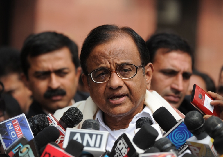 <p>Indian Home Minister P. Chidambaram told reporters that two men allegedly linked to the Pakistan-based Lashkar-e-Taiba (LeT) group had been arrested at the Delhi's main train station carrying explosives.</p>