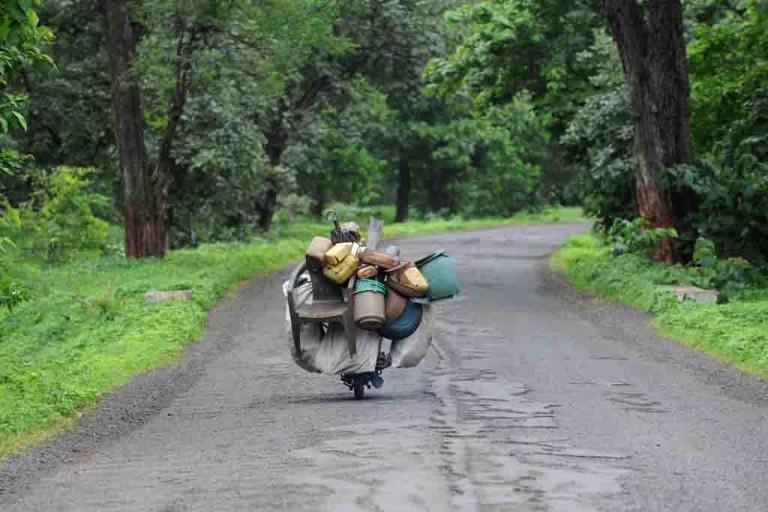 <p>Navapur, India's Maharashtra state.</p>