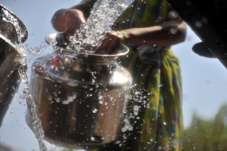 <p>Demand for clean water has become critical for developing countries like India, where untreated wastewater, industrial growth and rising population make clean water a rare commodity.</p>