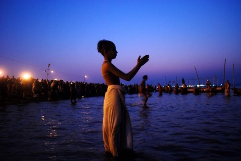 <p>An expose in the Hindustan Times claimed the Ganges River -- sacred to Hindus -- is being ravaged by ill-considered dams and rampant illegal mining.</p>