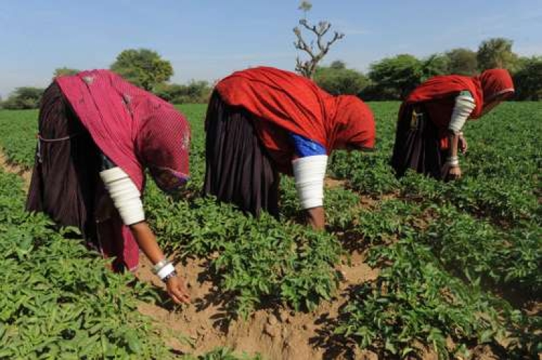 <p>Former Finance Minister argues that the lack of support for economic reforms reflects their failure to spread the wealth to India's villages.</p>