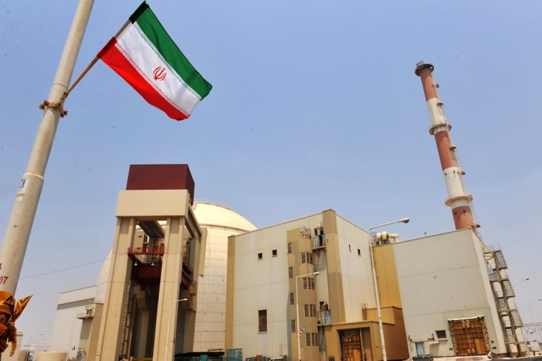 <p>A view of the reactor building at the Bushehr nuclear power plant in southern Iran. As the world panics over Iran's nuclear program, Iranian agents have infiltrated the US and attempted to steal military technology.</p>
