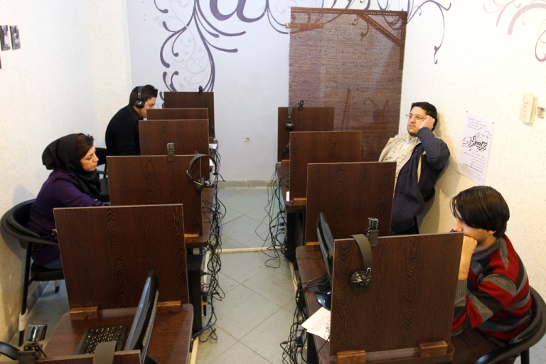 <p>Iran denied reports on April 10, 2012, that it would replace the internet with a closed off intranet by August of this year, but it does have plans to establish a
