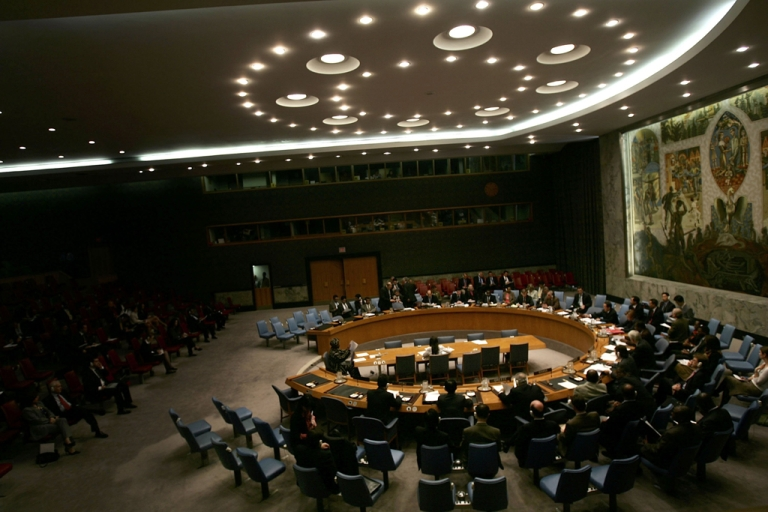<p>The UN Security Council has received a new confidential report from the International Atomic Energy Agency which suggests that Iran is ramping up its nuclear program.</p>