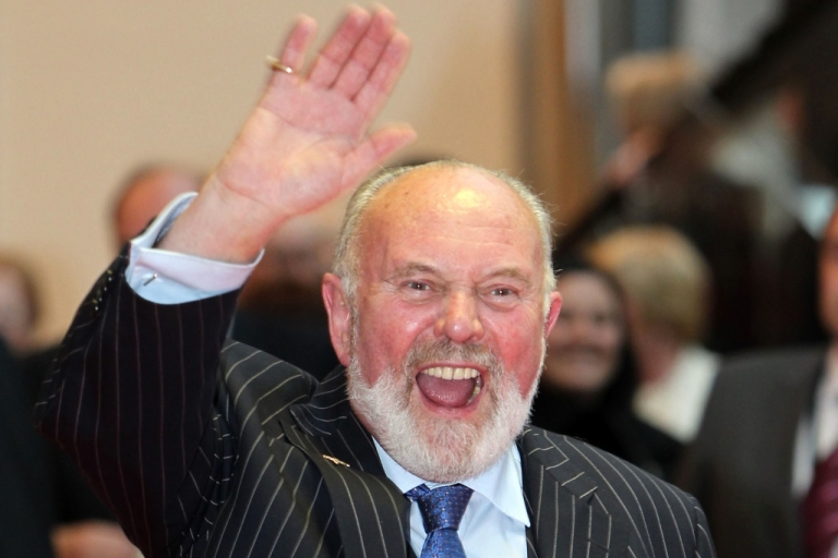 <p>Senator David Norris at the Convention Center Dublin on May 19, 2011 in Dublin, Ireland.</p>