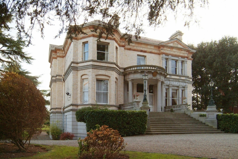 <p>In 2008, the asking price for this Dublin mansion, the former French ambassador's residence, was 60 million euros.  Wonder what it would cost today?</p>