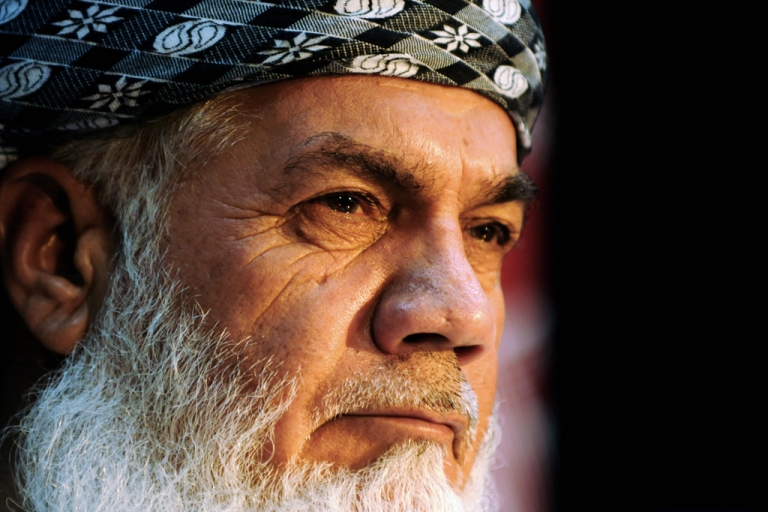 <p>Ismail Khan, an Afghan minister of energy and water, but also one of the country's most powerful mujahedeen commanders, called on his followers to organize and defend the country against the Taliban after Western forces withdraw.</p>