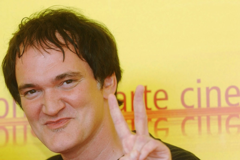 <p>Director Quentin Tarantino attends the 61st Venice Film Festival on September 5, 2004 in Venice, Italy.</p>