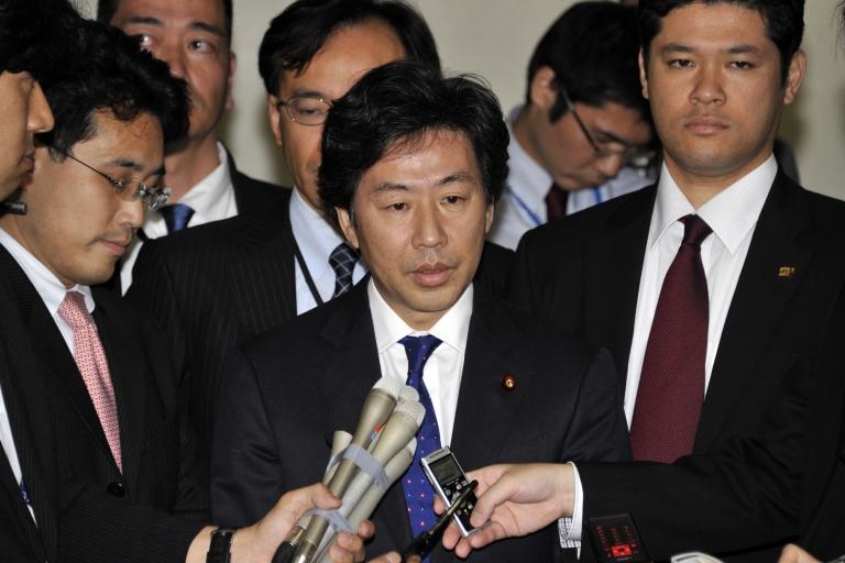 <p>Japan's Finance Minister Jun Azumi intervened and lowered the yen on Monday.</p>
