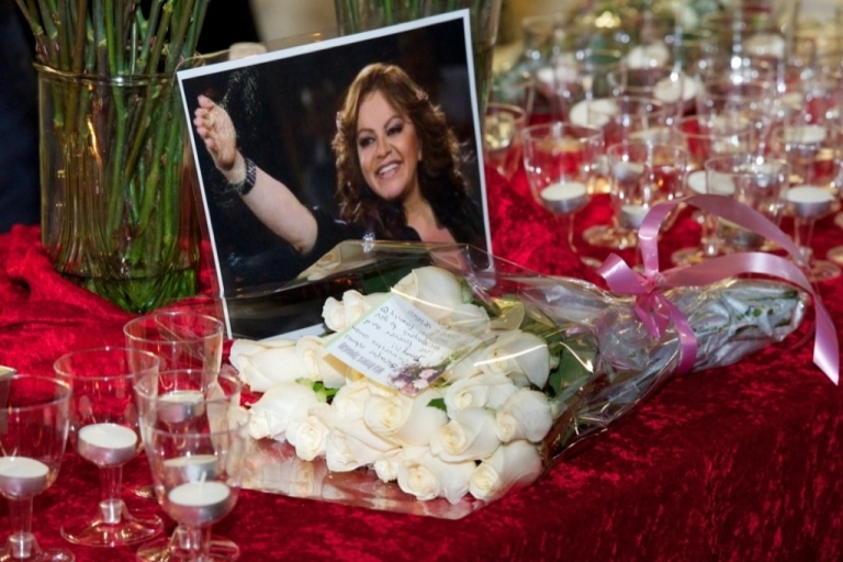 <p>As Rivera's fans pay tribute, police in Mexico's Nuevo León state investigating the plane crash are still looking for answers.</p>