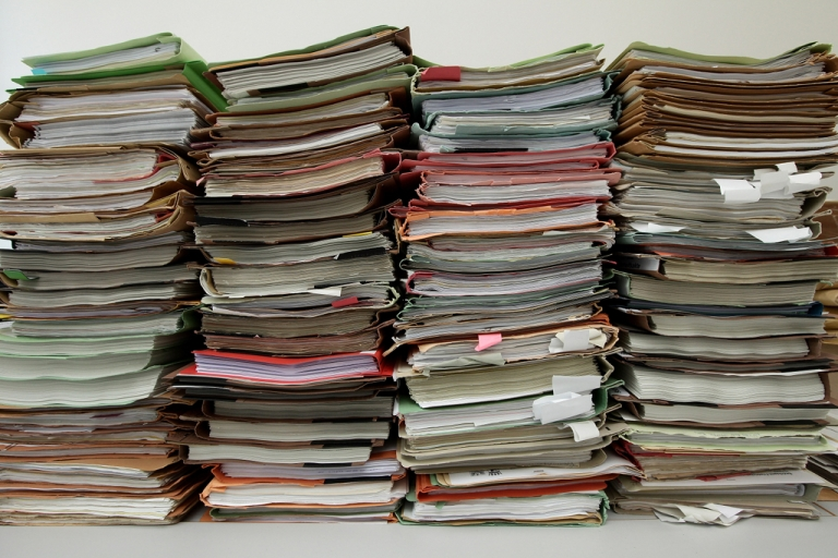 <p>Paulson was hardly thrilled by the piles of SEC paperwork he had to fill out.</p>