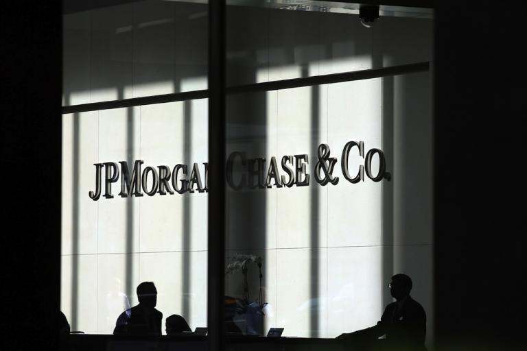 <p>JPMorgan's headquarters in New York City.</p>