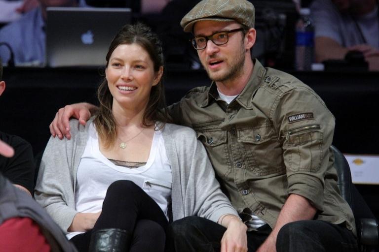 <p>Justin Timberlake and Jessica Biel began dating four years ago.</p>