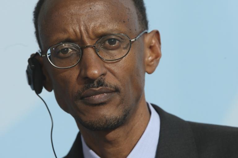 <p>Rwandan President Paul Kagame has embraced the use of social media.</p>