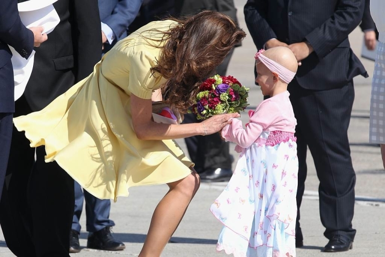 <p>Kate Middleton, the Duchess of Cambridge, is expecting a royal baby in July.</p>