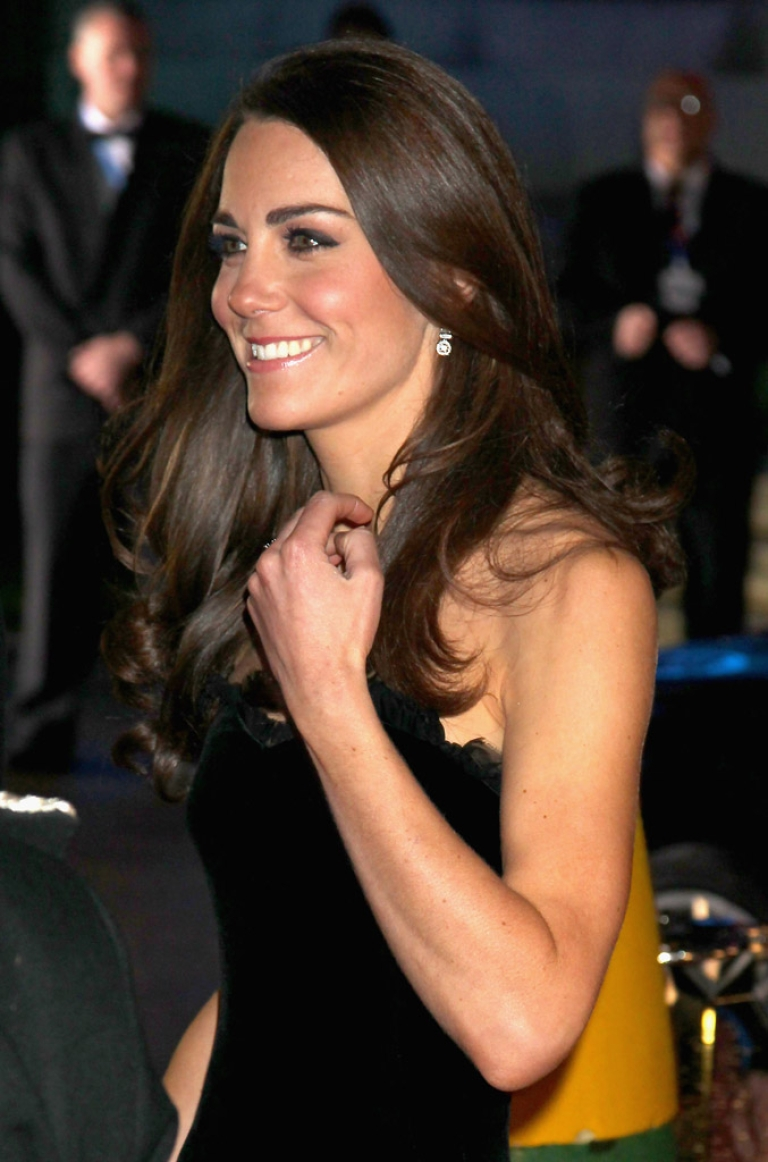 <p>Rumors abound that Kate Middleton, the Duchess of Cambridge, is pregnant with a royal heir.</p>