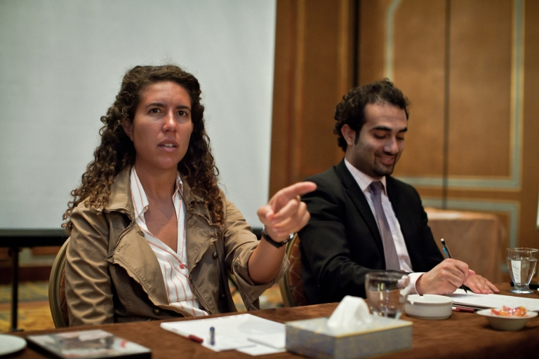 <p>Human Rights Watch researcher Heba Morayef and Brookings Doha Center Director of Research Shadi Hamid discuss shifts in Egyptian society with GlobalPost / Open Hands Initiative